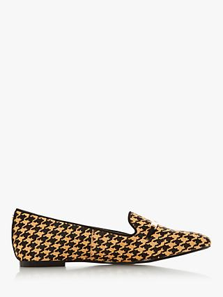 Dune Graced Leather Loafers