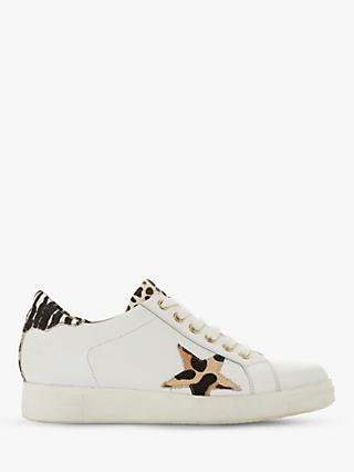 Dune Edris Lace Up Star Trainers