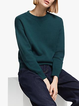 Kin Compact Cotton Jumper