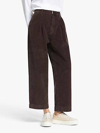 Kin Cord Balloon Trousers