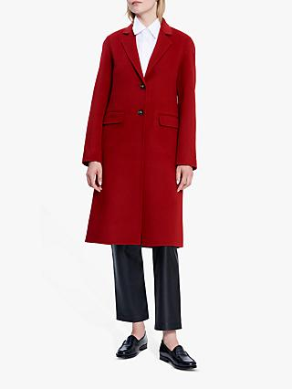 Gerard Darel Poppy Longline Coat