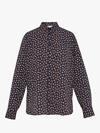 Gerard Darel Maya Blouse, Blue