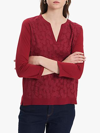 Gerard Darel Edwyn T-Shirt, Red