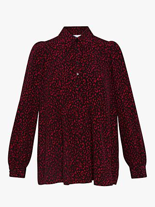 Gerard Darel Millie Blouse, Red