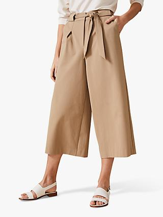 Phase Eight Jeannine Culottes, Stone