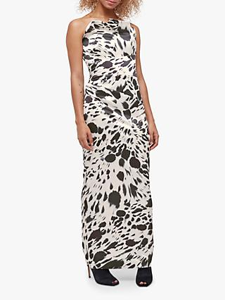 Coast Animal Print Maxi Dress, Multi