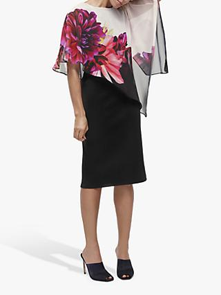 Coast Florence Floral Dress, Multi