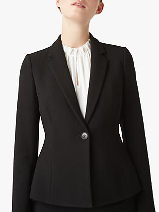 Hobbs Anne Jacket, Black