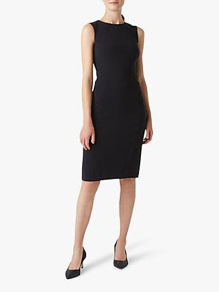Hobbs Mina Dress, Navy