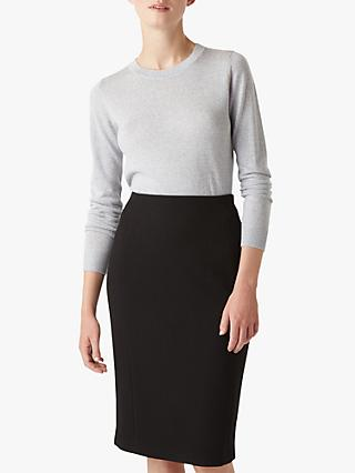 Hobbs Anne Skirt, Black