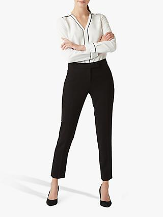 Hobbs Anne Trousers, Black