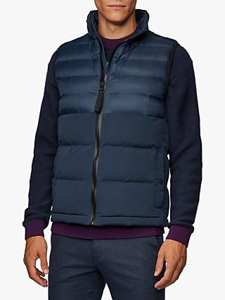 BOSS Odoter Water Repellent Gilet