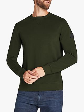 BOSS Walkup Sweatshirt, Open Green
