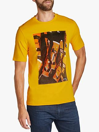 BOSS Entry NY Taxi Trek T-Shirt