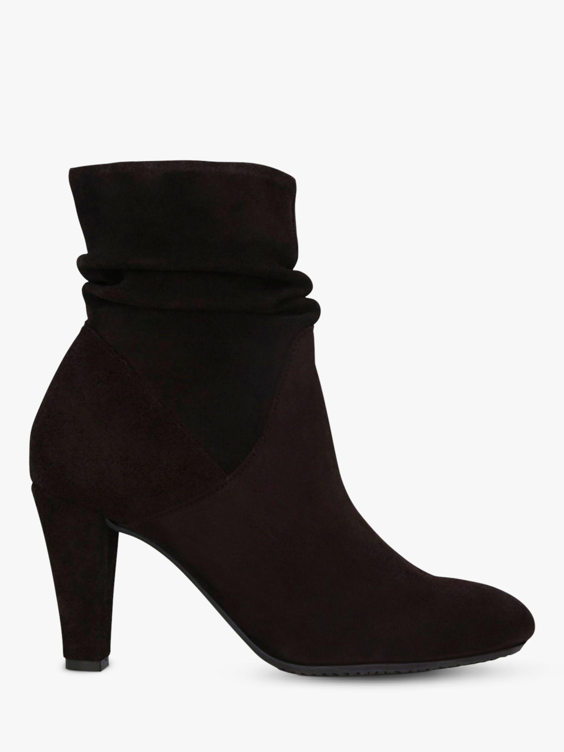 Carvela Comfort Carvela Comfort Rita Suede Slouch Ankle Boots