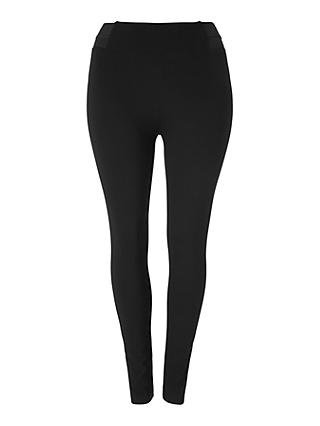 Persona by Marina Rinaldi Jeggings, Black