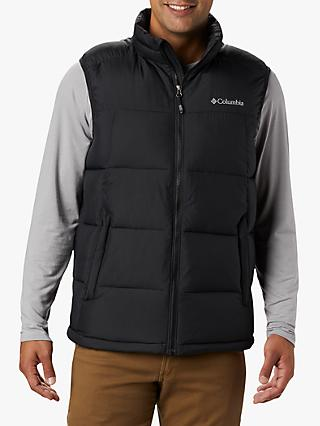 Columbia Pike Lake Men's Insulated Gilet, Black