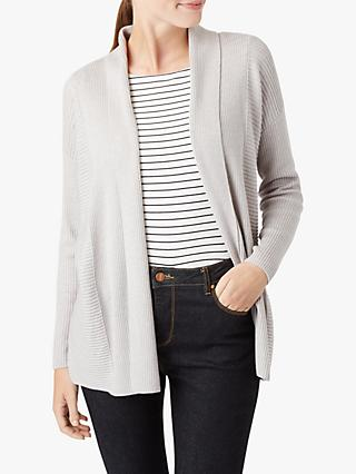 Hobbs Amy Cardigan, Silver Grey