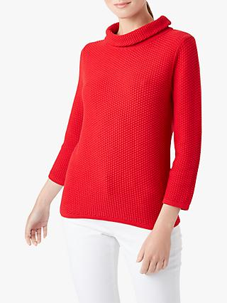 Hobbs Camilla Sweatshirt, Red