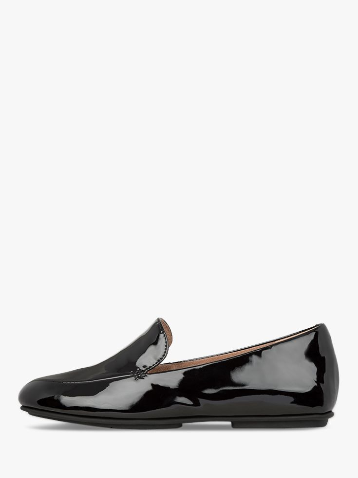 Fitflop FitFlop Lena Patent Loafers, Black