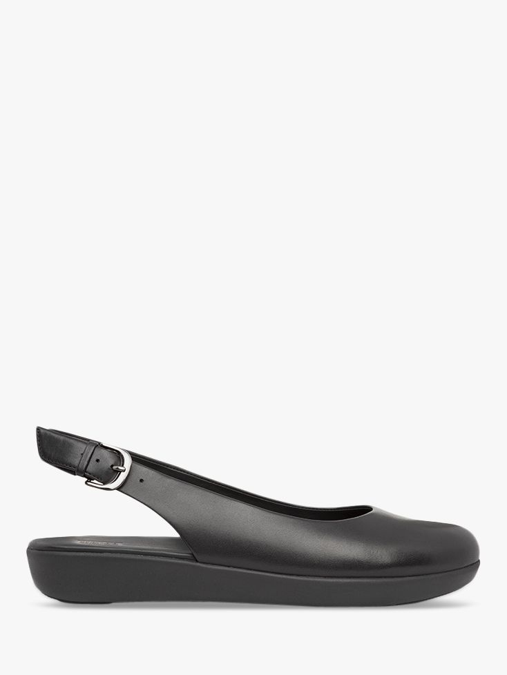 Fitflop FitFlop Sarita Leather Slingback Pumps