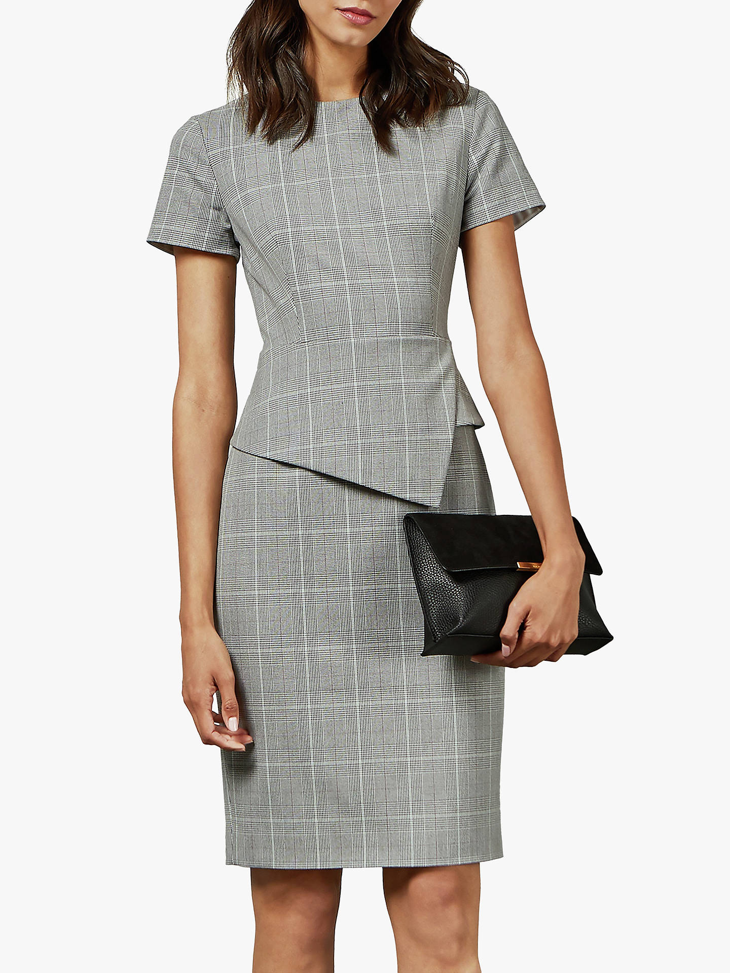 Ted Baker Arria Dress, Charcoal by Ted Baker