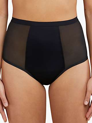 Thinx High Waisted Period Briefs, Black