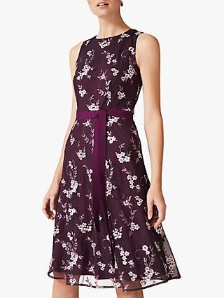 Phase Eight Emily Dress, Port