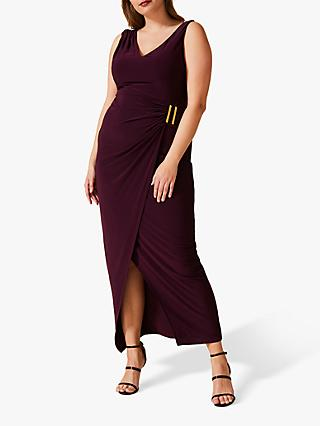 Studio 8 Calypso Maxi Dress, Plum