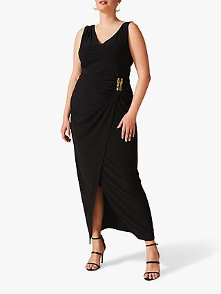 Studio 8 Calypso Maxi Dress, Black