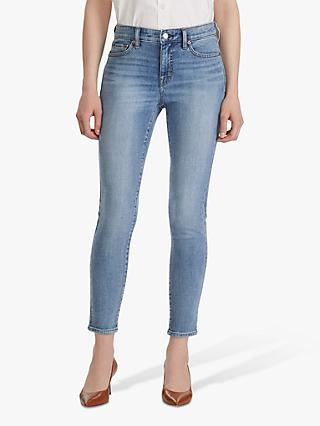 Lauren Ralph Lauren Premier Skinny Ankle Jeans, Light Worn Wash