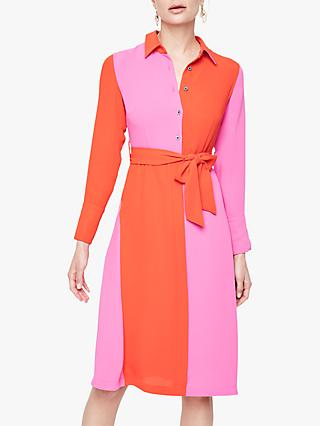 Damsel in a Dress Mila Shirt Dress, Multi