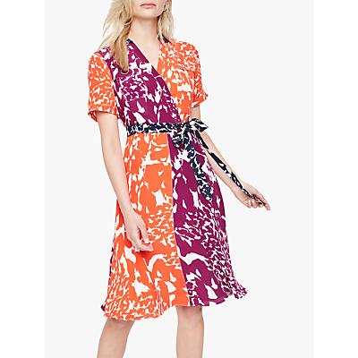 Damsel in a Dress Blair Patchwork Dress, Multi