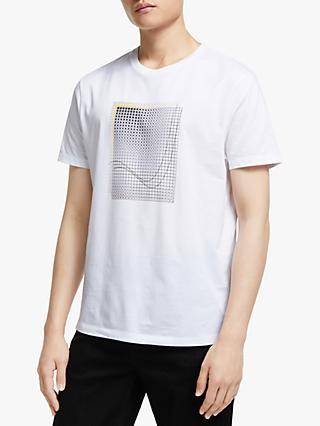 Kin Graph Print T-Shirt, White