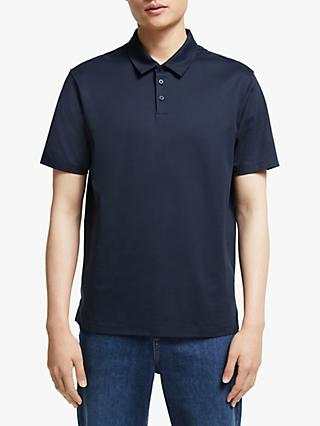 Kin Jersey Cotton Polo Shirt