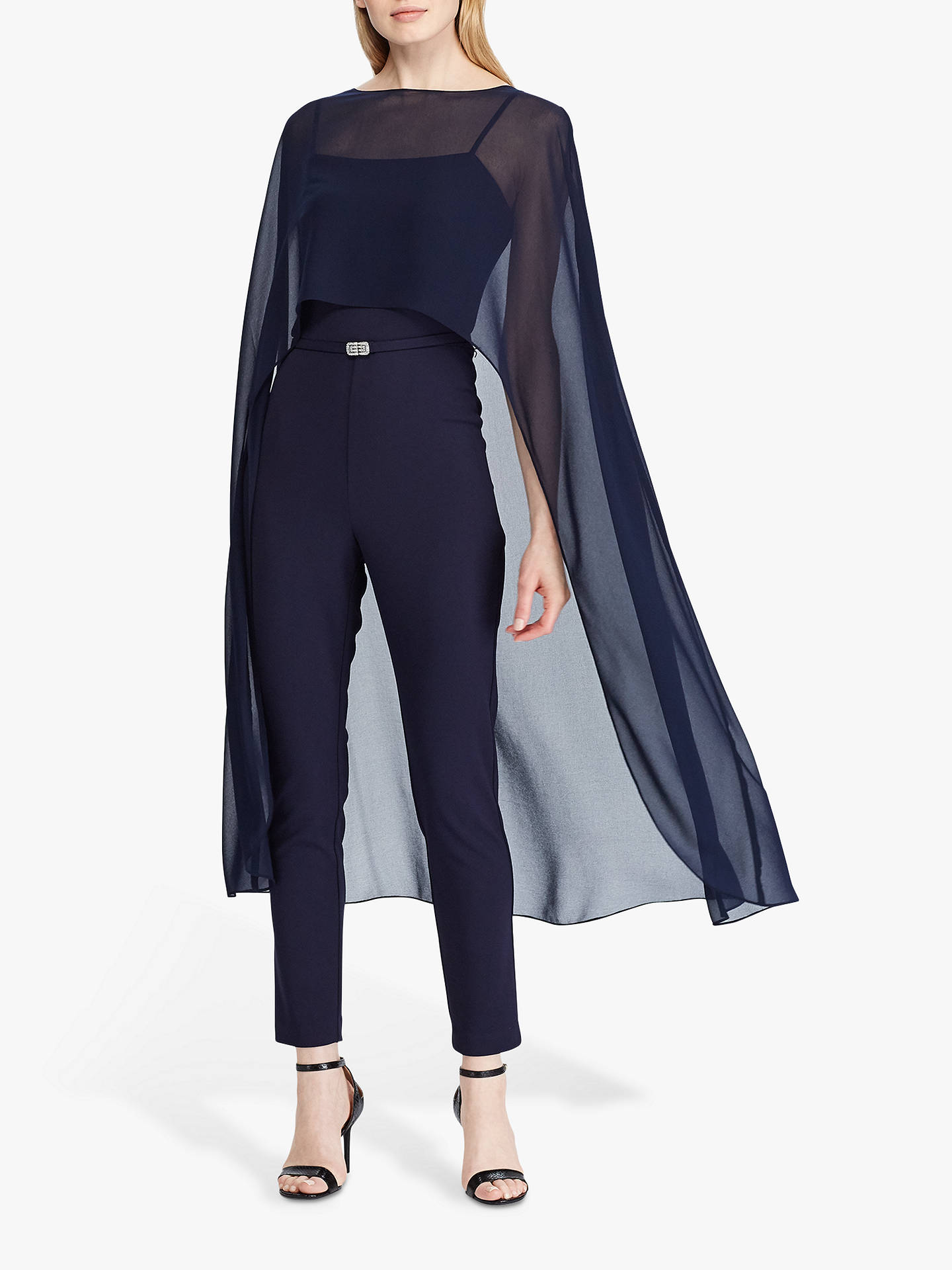 lauren-ralph-lauren-atarah-cape-jumpsuit,-lighthouse-navy by ralph-lauren