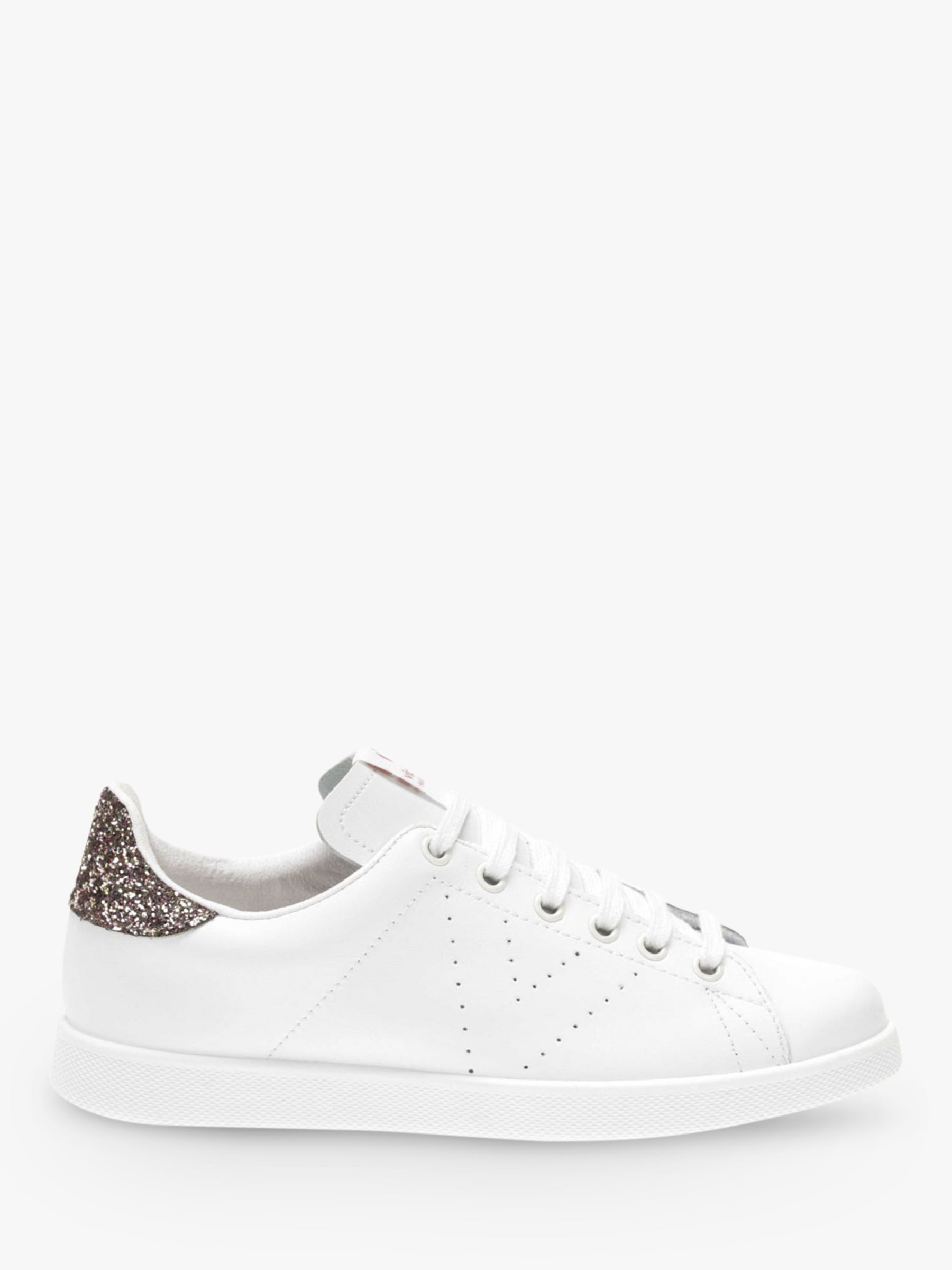 Victoria Shoes Victoria Shoes Tenis Leather Trainers, White