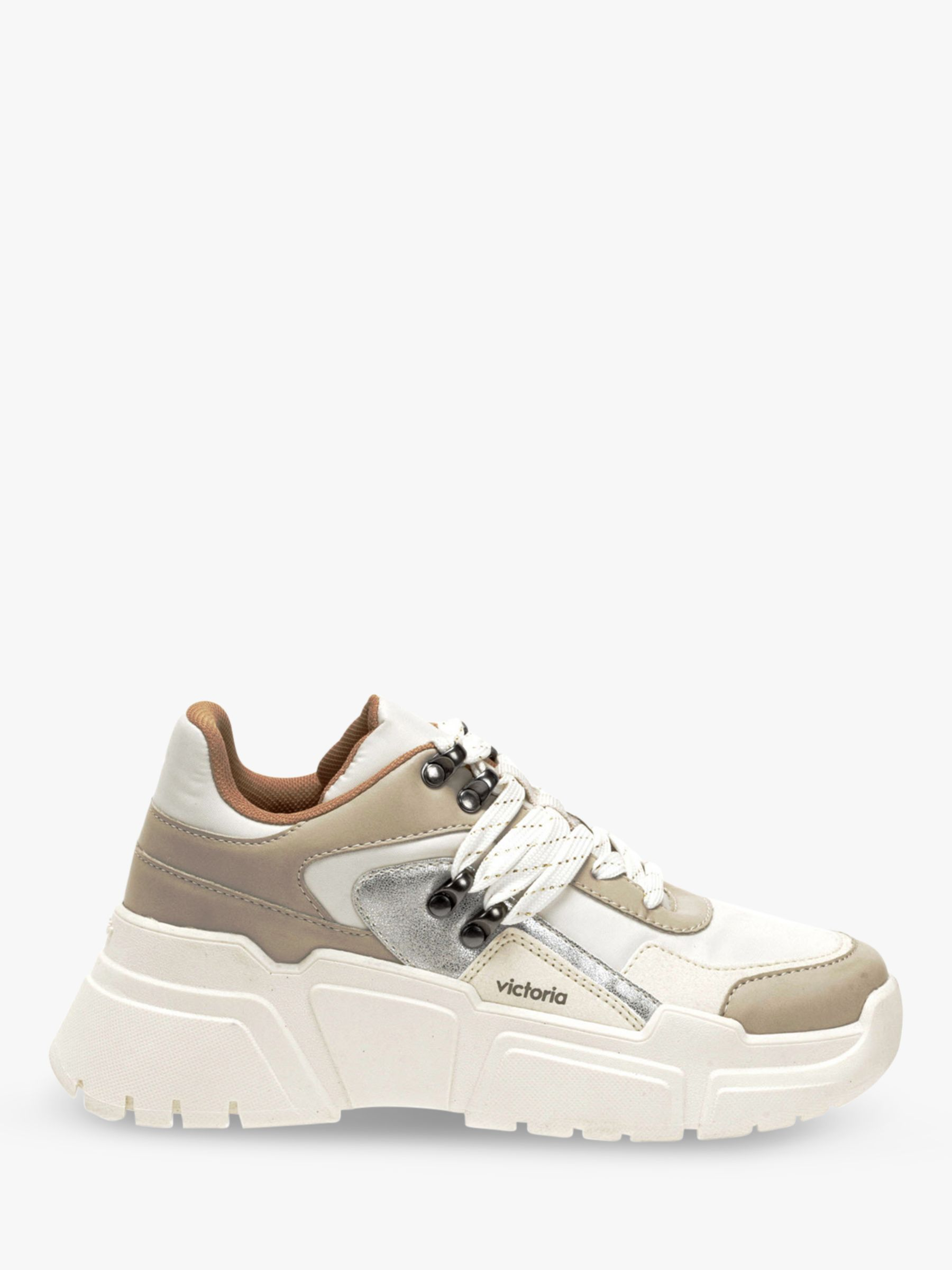 Victoria Shoes Victoria Shoes Totem Chunky Trainers, White
