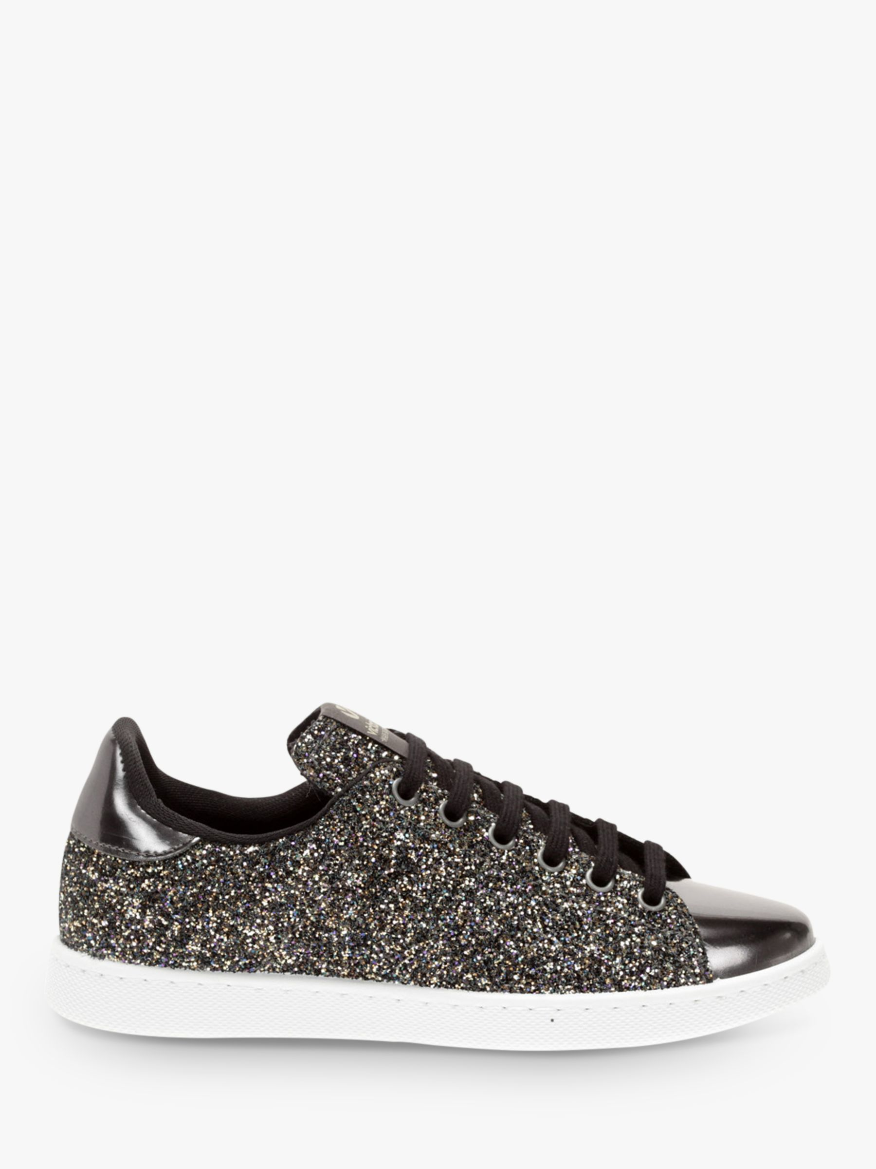 Victoria Shoes Victoria Shoes Tenis Glitter Trainers, Grey