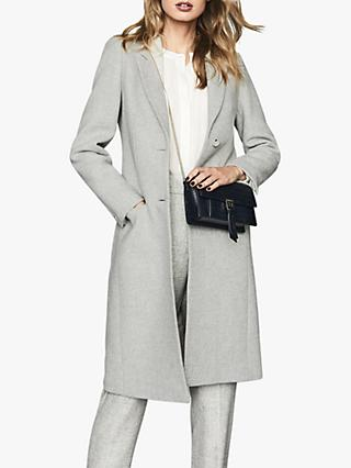 Reiss Pembury Wool Blend Coat
