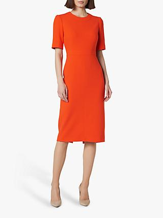 L.K.Bennett Elene Shift Dress, Orange