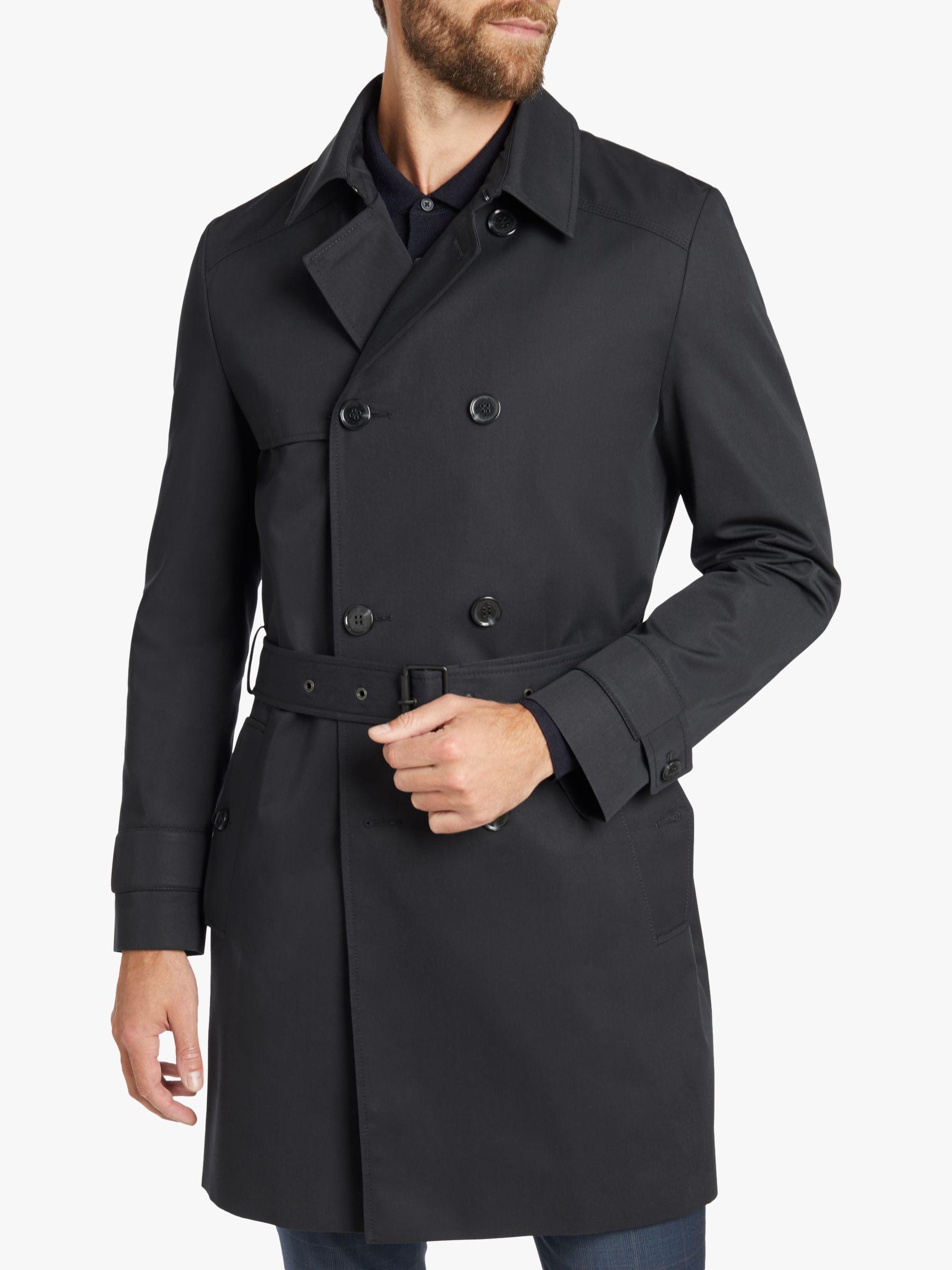 hugo boss overcoat