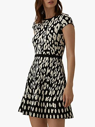 Karen Millen Leo Knit Dress