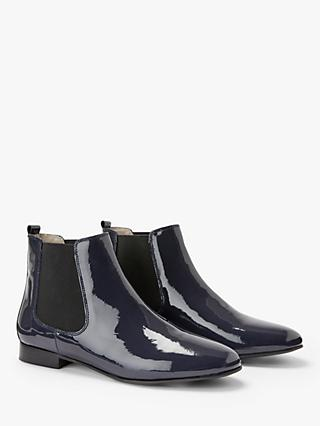 Boden Leaton Leather Chelsea Ankle Boots