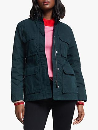 Boden Routledge Wax Jacket