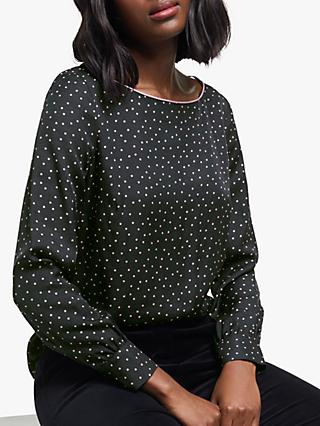 Boden Zada Blouse, Black