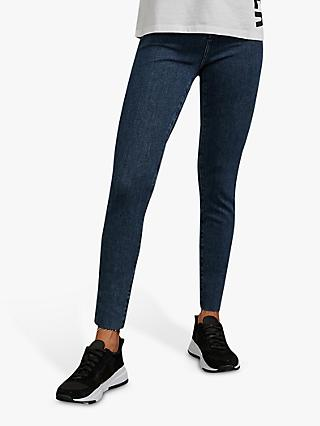Ted Baker Magolo Skinny Jeans, Mid Blue
