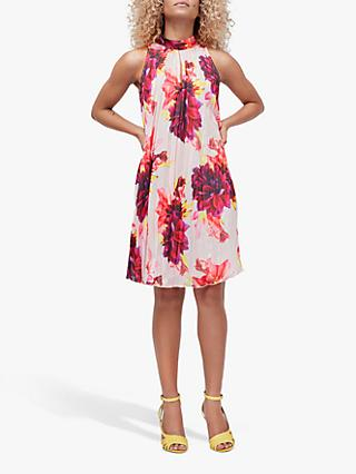 Coast Floral Trapeze Dress, Multi