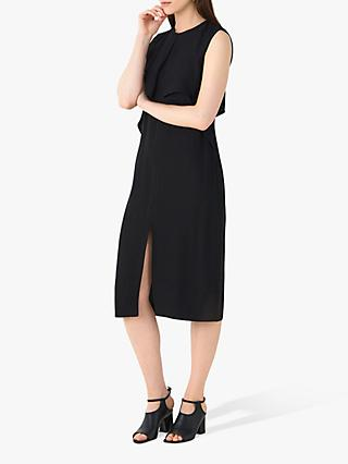 Finery Clifton Shift Dress, Black