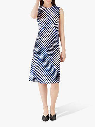 Finery Delaware Abstract Print Dress, Multi